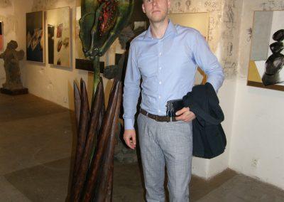Výstava Galerie Lapidárium Praha