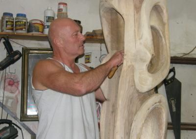 Práci v ateliéru